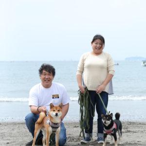 家族撮影/ペット撮影/葉山