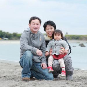 家族撮影/葉山