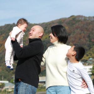 家族撮影会/葉山/海