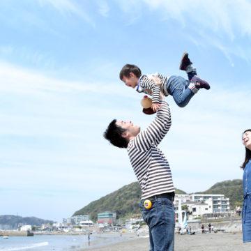 海岸での家族撮影会「家族の笑顔2016・冬」、12月4日(日)に開催します。