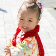 七五三/家族写真/鎌倉宮/鎌倉